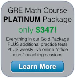 best math course gre online