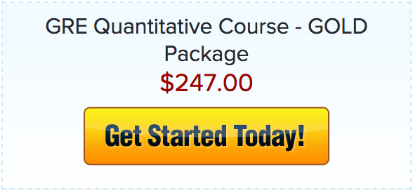 Best GRE Quant Course