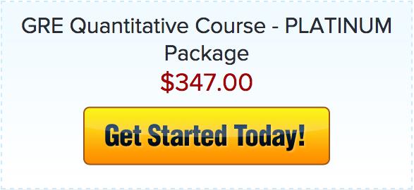 Premier Online GRE Math Course