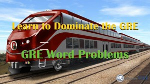 video course on GRE word problems