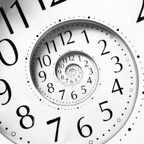how to get time to slow down on the GRE