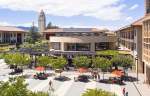Top average GRE score for business schools is Stanford GSB