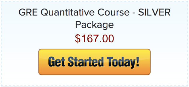 best online gre math course